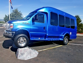 4*4 Specialty Bus Rental