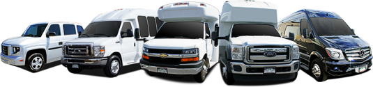 Bus Rentals California