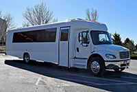 35+ Passenger Bus Rental