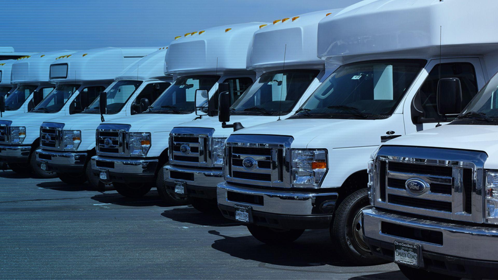 Short, Long-Term, and Seasonal Bus Leasing