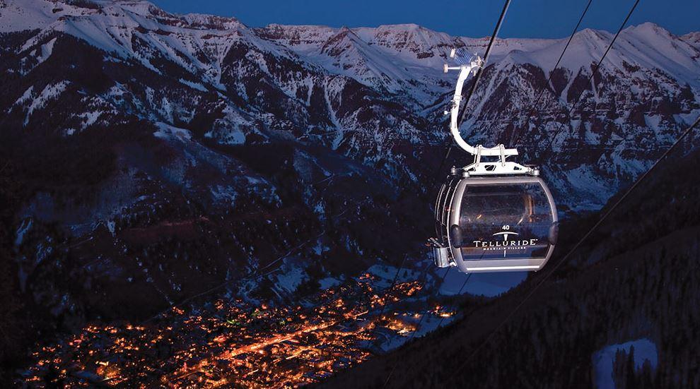 Telluride Mountain Gondola
